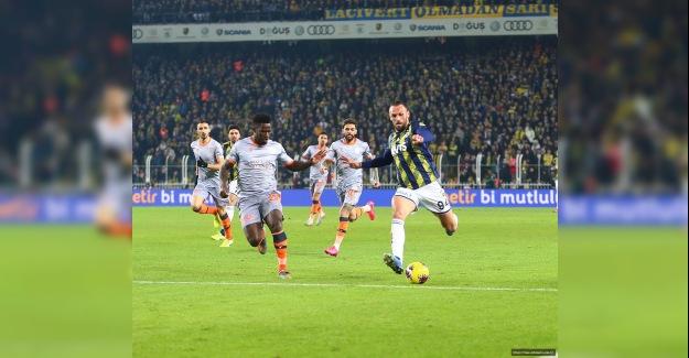 Fenerbahçe 2-0 Medipol Başakşehir