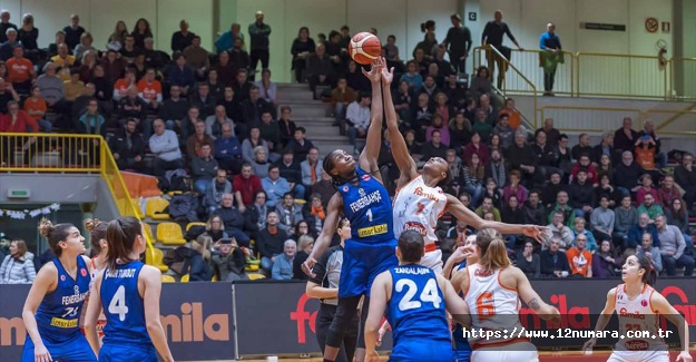 Fenerbahçe Öznur Kablo, EuroLeague Women'da Play-off turunda saha avantajını garantiledi