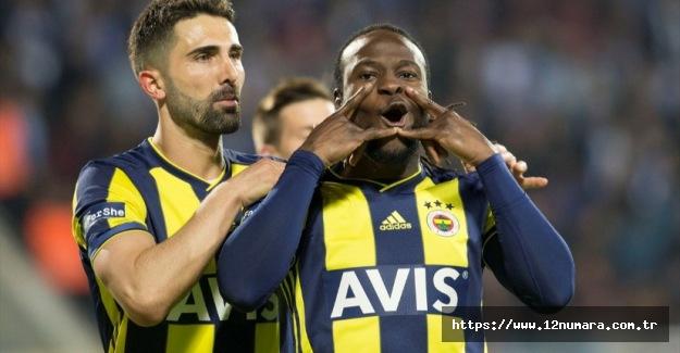 Fenerbahçe Victor Moses'ın sözleşmesini feshetti