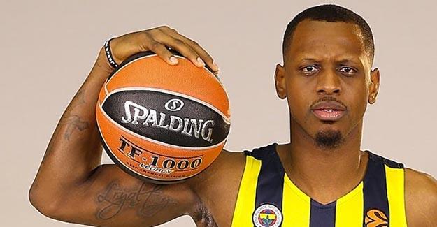 James Nunnally Yeniden Fenerbahçe Beko'da