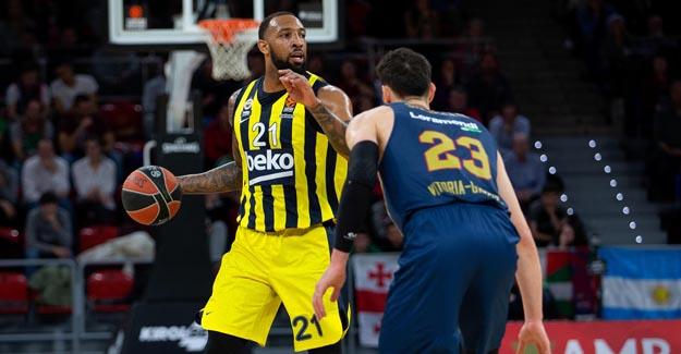 Kirolbet Baskonia 65-79 Fenerbahçe Beko
