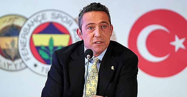 Ali Koç: 'Adil olunursa, Fenerbahçe şampiyonluğun en büyük adayıdır'