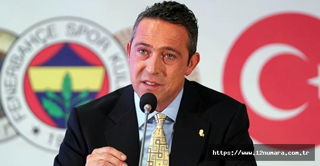 Ali Koç: 'Fenerbahçe olarak Nihat Bey'e kırgınız, kızgınız