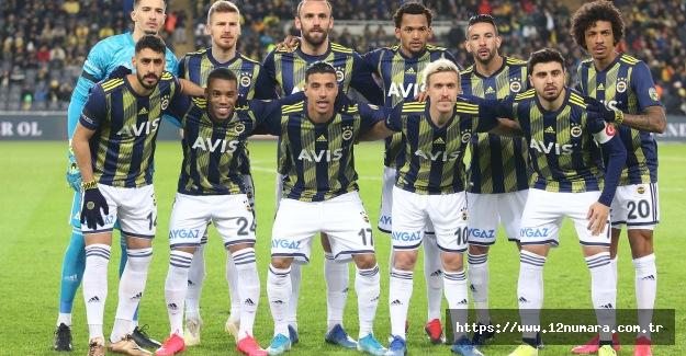Fenerbahçe 1-1 Aytemiz Alanyaspor