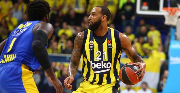 Fenerbahçe Beko 77-78 Maccabi FOX
