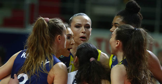 Fenerbahçe Opet 3-0 Galatasaray HDI Sigorta