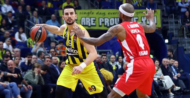 Kritik Galibiyet: Fenerbahçe Beko 66-63 Kızılyıldız