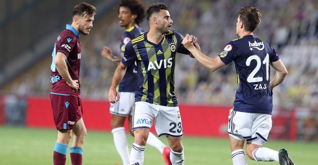 Fenerbahçe 1-3 Trabzonspor