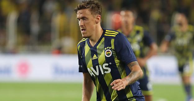 Fenerbahçe'de Max Kruse ile yollar ayrıldı