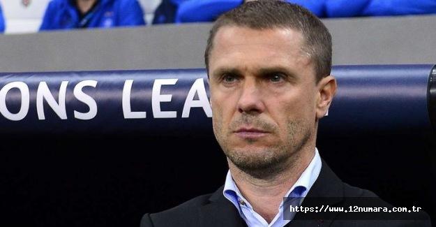 Sergiy Rebrov'un menajeri açıkladı: Ali Koç'la görüştük