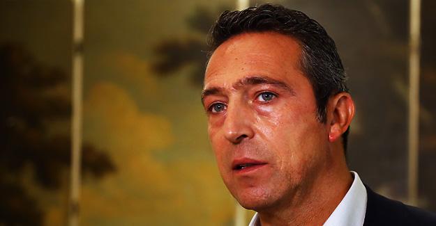Başkanımız Ali Koç, Kulüpler Birliği toplantısının ardından açıklamalarda bulundu