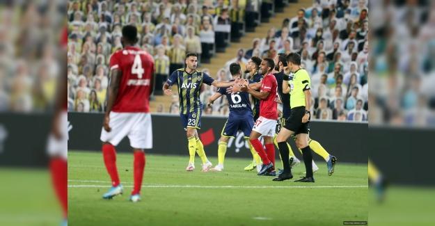 Fenerbahçe 1-2 Demir Grup Sivasspor