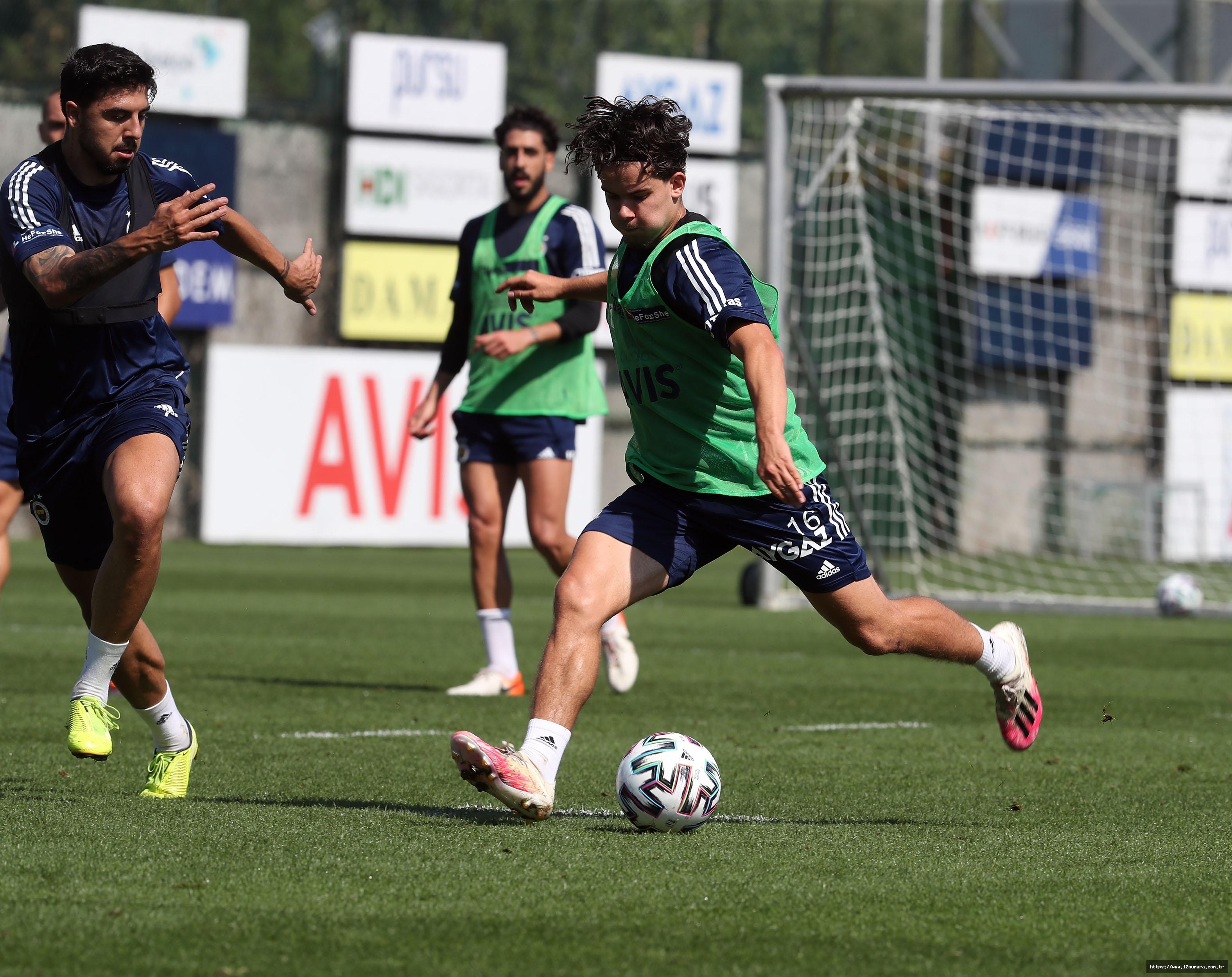 Atakaş Hatayspor maçı hazırlıkları sürüyor
