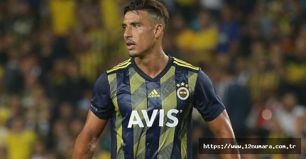 Fenerbahçe'de Nabil Dirar gidiyor Bruno Gaspar geliyor!