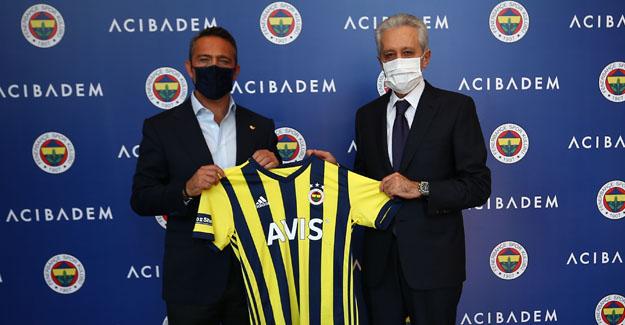 Başkan Ali Koç, Mehmet Ali Aydınlar ile bir araya geldi..
