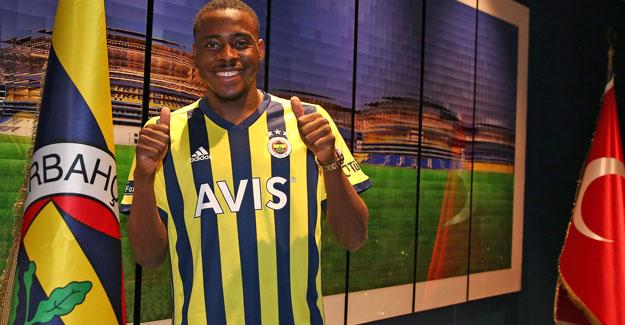 Bright Osayi-Samuel Fenerbahçemizde
