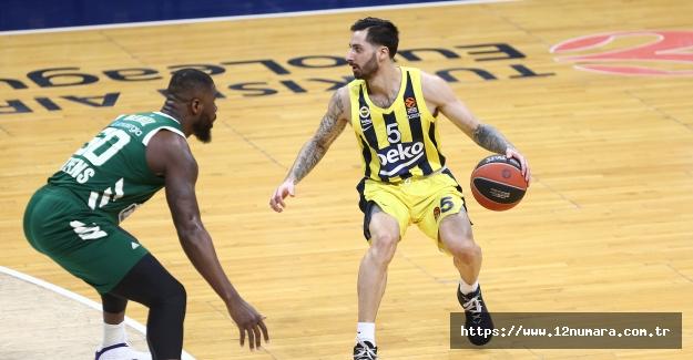 Fenerbahçe Beko 100-74 Panathinaikos OPAP
