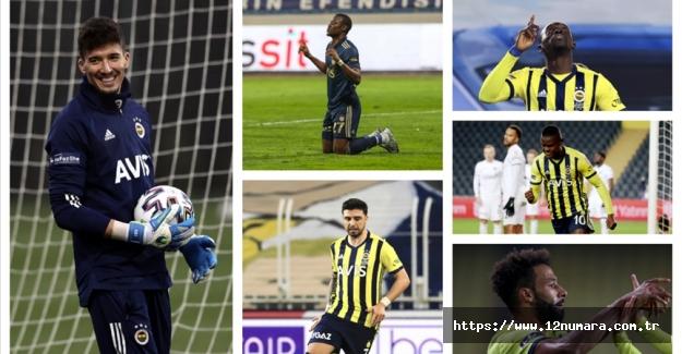 Fenerbahçe'de sahada en fazla Altay Bayındır kaldı..