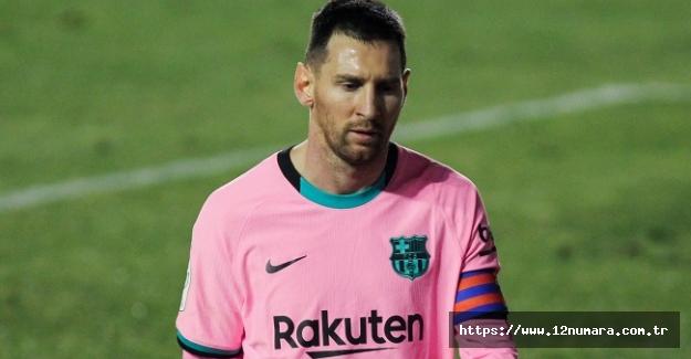Messi'nin günlük maaşı 386 bin Euro