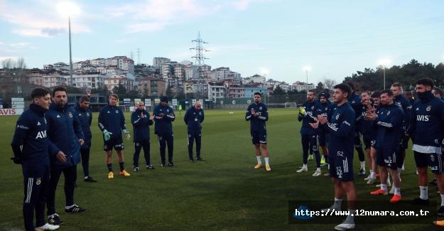 Mesut Özil, ile ilk antrenmanına çıktı