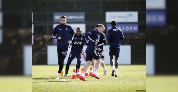 Takımımızın Atakaş Hatayspor maçının hazırlıkları başladı