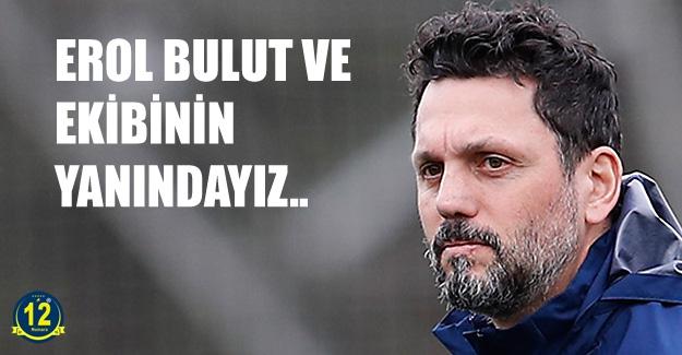 EROL BULUT VE EKİBİNİN YANINDAYIZ..