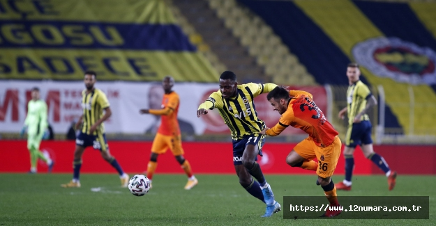 Fenerbahçe 0-1 Galatasaray