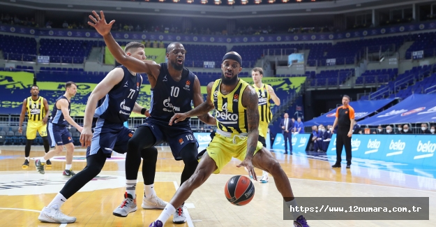 Fenerbahçe Beko affetmiyor : 92-84