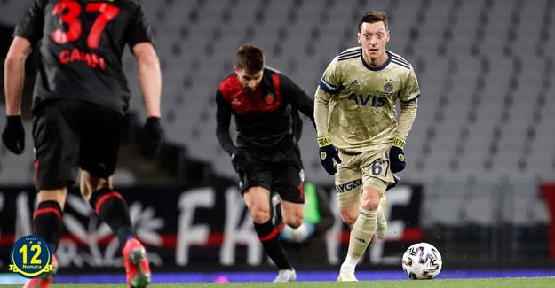 Mesut Özil'den şampiyonluk açıklaması!