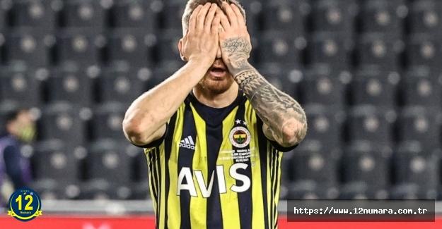Şubat ayı Fenerbahçe'ye kabus oldu