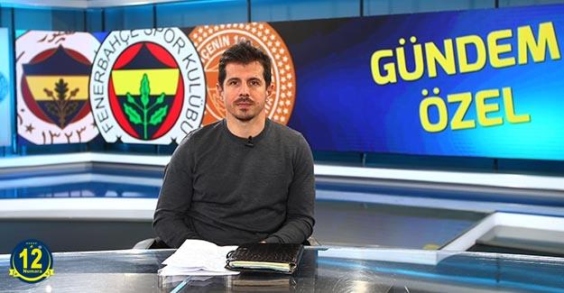 Emre Belözoğlu, gündeme dair açıklamalarda bulundu