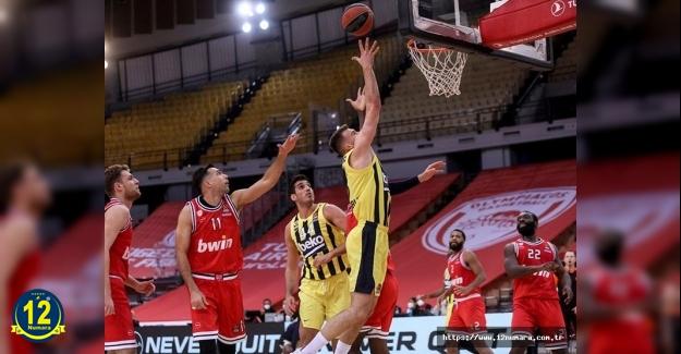 Olympiacos 71-76 Fenerbahçe Beko