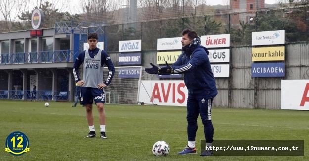 Yukatel Denizlispor maçı hazırlıkları devam ediyor