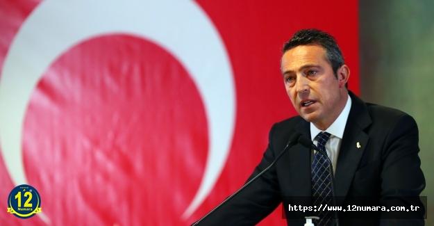 Başkanımız Ali Koç'un YDK konuşması