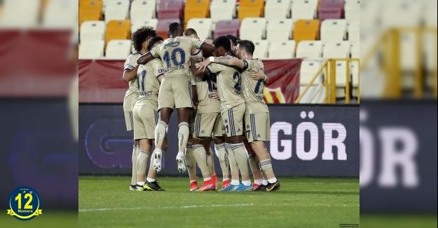 Helenex Yeni Malatyaspor 1-1 Fenerbahçe