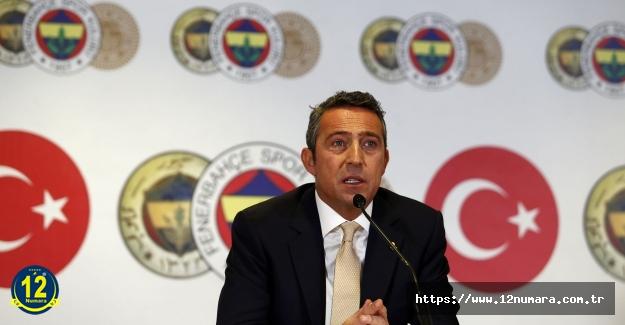 Başkan Ali Koç adaylığını açıkladı!