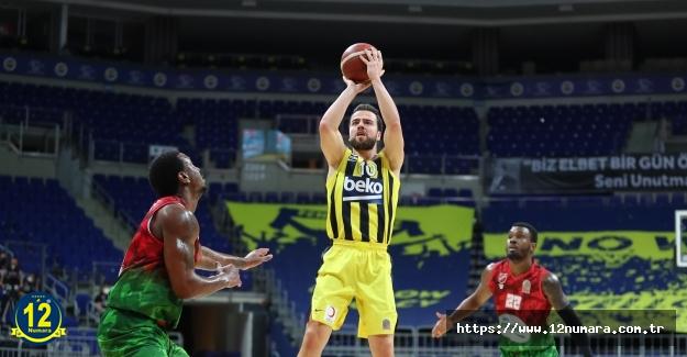 Fenerbahçe Beko 83-79 Pınar Karşıyaka