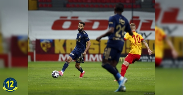 Hes Kablo Kayserispor 1-2 Fenerbahçe