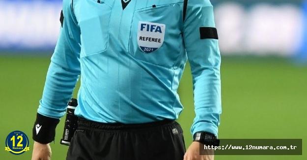 Süper Lig'de 41. hafta hakemleri açıklandı