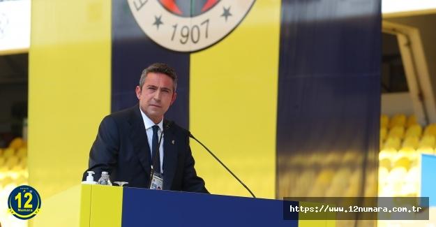 Başkanımız Ali Koç'un Olağan Seçimli Genel Kurul Toplantısı'nda yaptığı konuşma