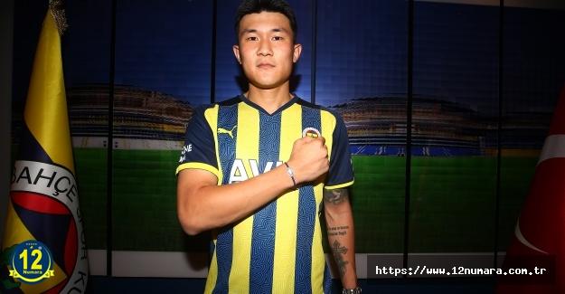 Min-Jae Kim Fenerbahçemizde