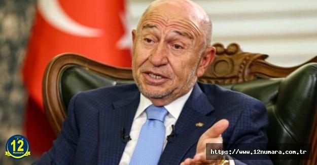 Nihat Özdemir'den seyirci kısıtlama açıklaması!