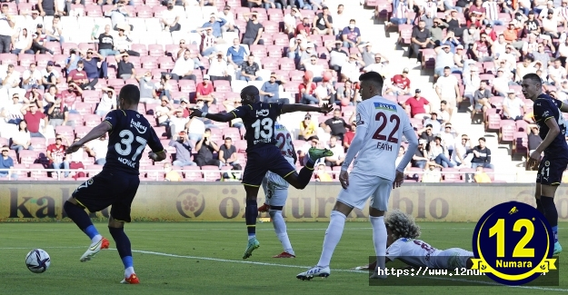 Atakaş Hatayspor 1-2 Fenerbahçe
