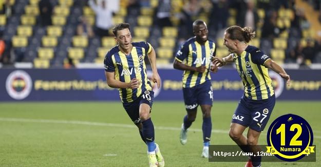 Fenerbahçe 2-1 GZT Giresunspor