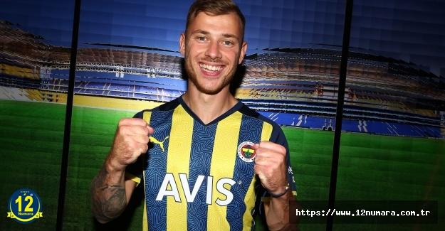Max Meyer Fenerbahçemizde