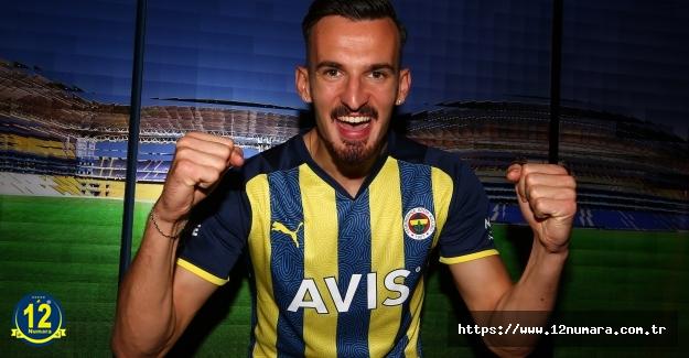 Mergim Berisha Fenerbahçemizde