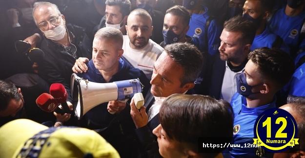 """FENER'LE KİMSE BAŞA ÇIKAMAZ"""