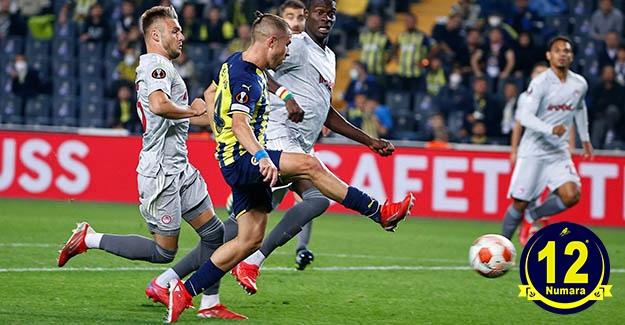 Fenerbahçe 0-3 Olympiakos