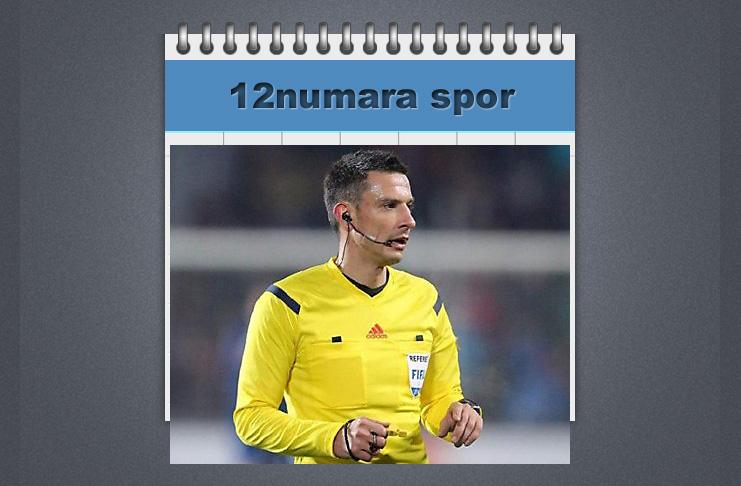 Benfica maçının hakemi; Slavko Vincic