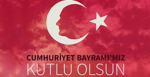 Cumhuriyet Bayramı'mız Kutlu Olsun..